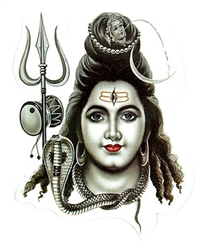 Lord Shiva Stickers Wholesale