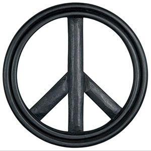 Peace Sign Wall Hanging Wholesale